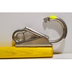Gancio d'attracco kong (moschettone) 160 mm